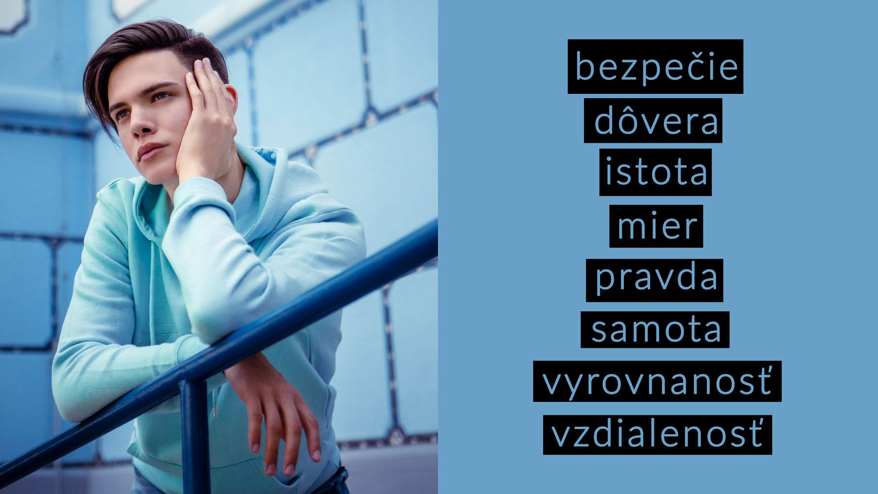 Peter Plichta psychológia farieb vo fotke modrá