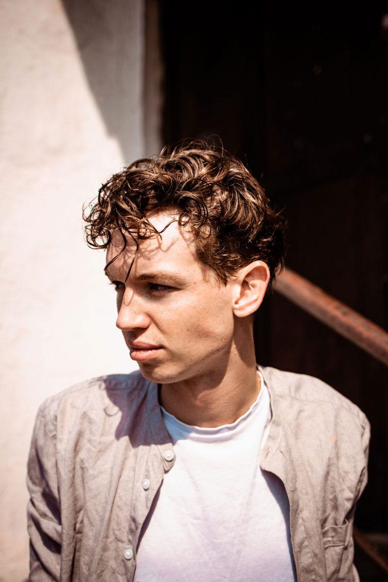 portrét Daniela v Petržalke