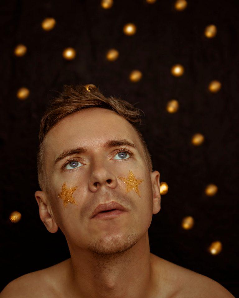 fotenie s fairy lights