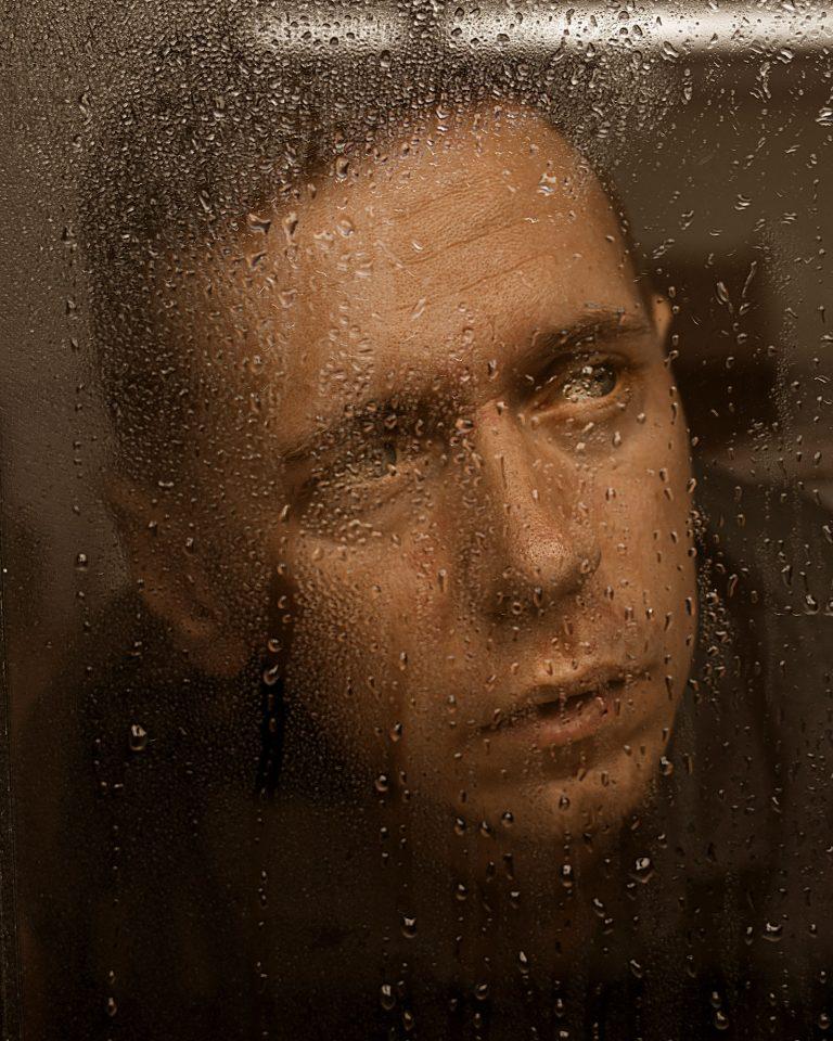 Peter Plichta, autoportrét