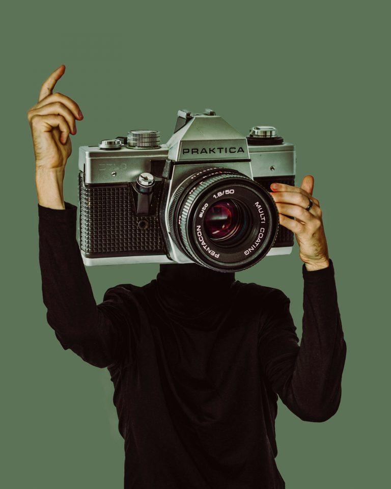 Peter Plichta autoportret