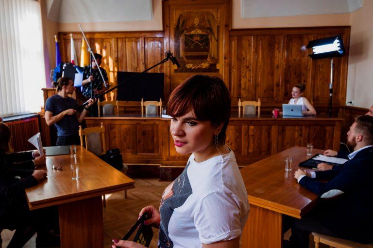 Miriam Fulmeková, Bytosť natáčanie