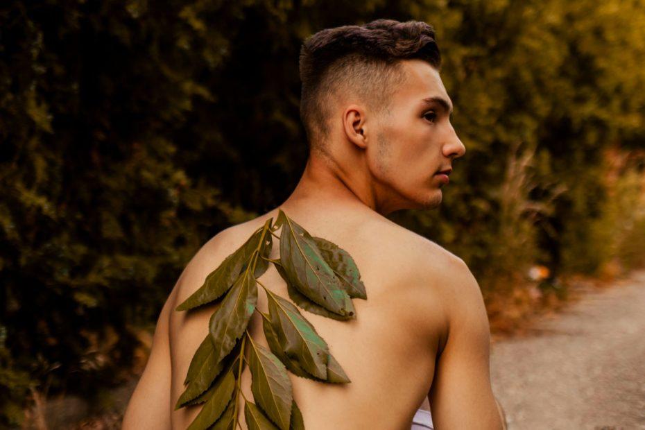 Tomáš - portét v prírode